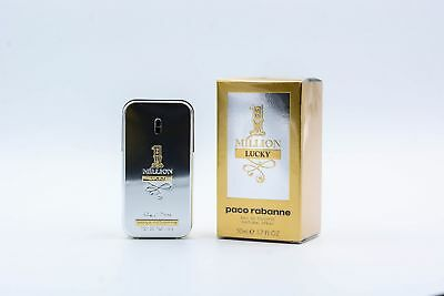 Paco Rabanne One 1 Million Lucky Eau de Toilette Spray 50 ml Herrenduft  OVP