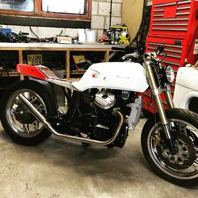 cx 500 cafe racer/ scrambler project