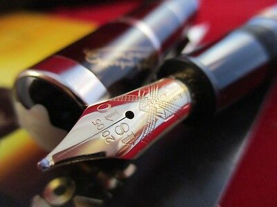 MONTBLANC Miguel de Cervantes Writers Limited Edition Fountain Pen 2005