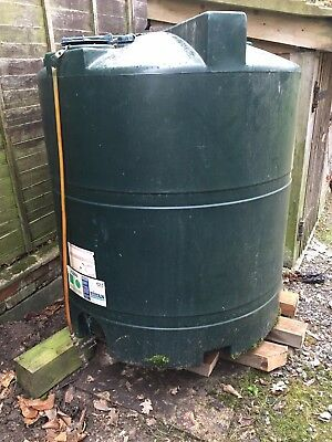 Heating oil tank 1300 Litre