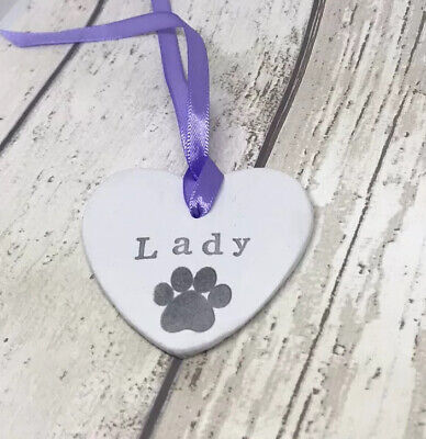 Personalised Dog Cat Decorations Perfect Animal Lover Gift Treat Jar Decoration