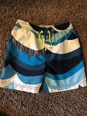 Boys Tea Collection 3t Swim Trunks Shorts