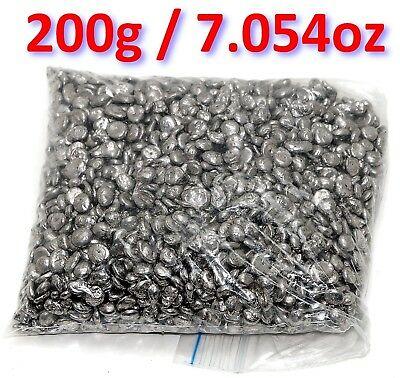 200g - Alloy Rose / Rose's metal / Roses metal (Lead, Bismuth, Tin alloy)