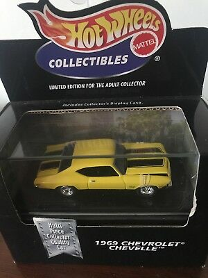 1988 Hot Wheels Collectibles 1969 Chevrolet Chevelle