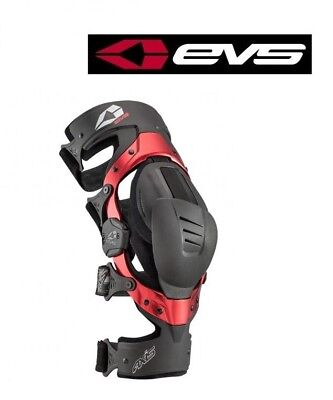 MRSP from 250$ EVS Axis SPORT Knee Brace Guard Right Knee Black Motocross Size M