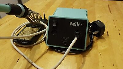 Weller PS-2D RS 240V Soldering Station +Iron & Stand