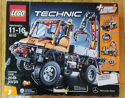 Lego Technic Mercedes Benz Arocs 42043 Adult Owned Complete