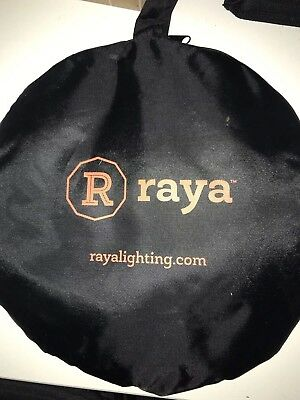 Raya 5-in-1 Collapsible Multi-disc Light Reflector 32""