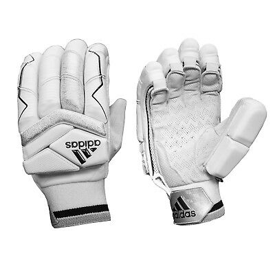 2019 adidas XT 1.0 White Batting Gloves Size Adult Right Hand