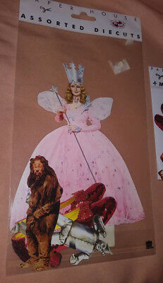 Lot #04 - NEW Wizard of Oz Paper Mini Die Cuts by Paper House