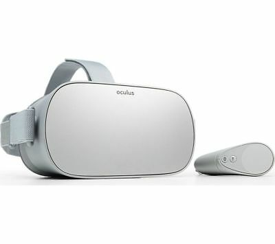 Oculus Go 32GB Standalone Virtual Reality Headset! With Case!