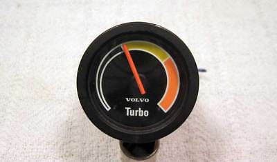 Volvo 240 Turbo Boost OEM Gauge Non Intercooler 242 244 245 260 IPD