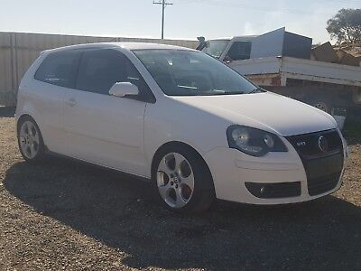 2008 Volkswagen Polo Gti 9N 1.8L Turbo Manual 125Kms Light Damaged Repairable Vw