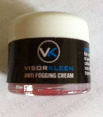 Visorkleen Anti-fogging Cream For All Your Visors - Glasses