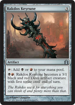 Return to Ravnica M//NM SPARROW MAGIC mtg U 4 New Prahv Guildmage