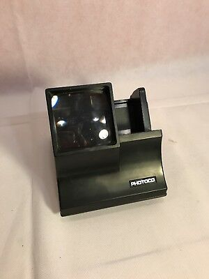 Photoco Slide Viewer Battery Operated