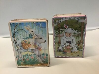 Mary Engelbreit Easter Collectibe Tins