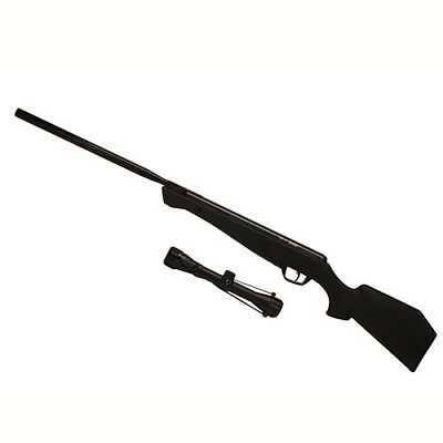 CROSMAN CRUSHER NITRO Piston Air Rifle  22 Cal Pellet Airgun w/ 4x32 Scope