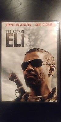 The Book of Eli - DVD - Great Condition, Free Shipping!