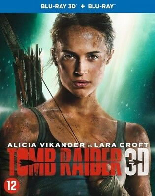 Tomb Raider 2018 - Edition 3D + 2D (Blu Ray)