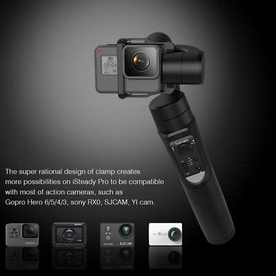 Hohem ISteady Pro 3-Axis Handheld Gimbal Stabilizer For GoPro Hero 7/2018/6/5/4