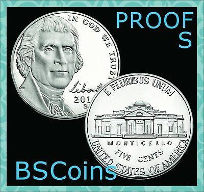2019 S Jefferson PROOF Nickel Gem Deep Cameo - In Stock - Ship TODAY!!