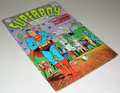 Superboy #139 (DC Comics, 1967)   Fine- (5.5)