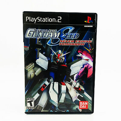 Mobile Suit Gundam Seed: Never Ending Tomorrow (Sony PlayStation 2) PS2 Complete