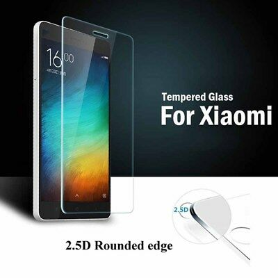 Clear Tempered Glass Protective Film Screen Protector For XiaoMi Series Phone