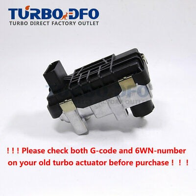 For Hella actuator turbo 767649 for Ford Transit 2.2 TDCi 74/92/99/114 Kw G-088