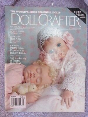 Doll Crafter Magazine - January 1996