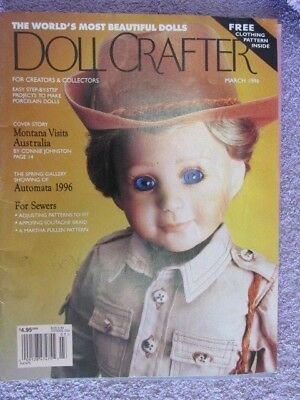 Doll Crafter Magazine - March 1996