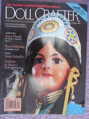 Doll Crafter Magazine - October 1996