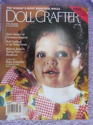 Doll Crafter Magazine - July 1996