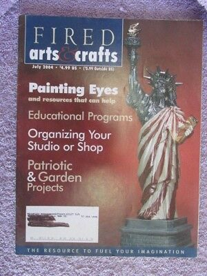 Fired Arts & Crafts Magazine - July 2004