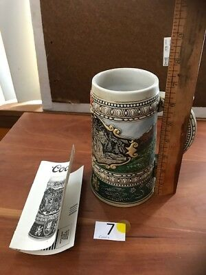 COORS BEER STEINS COLLECTIBLES (17 Various ones)