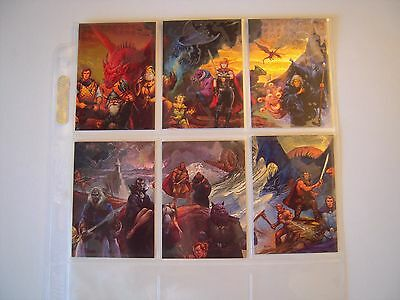 Jeff Easley  Metalic Subset   Complet  Ms1 A Ms6  1995