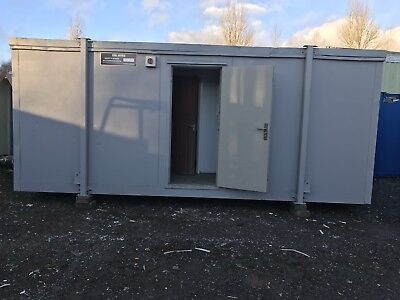 20x10 2 Bed Sleeper Unit,office,shower,toilet,portable Building,site Office,hire