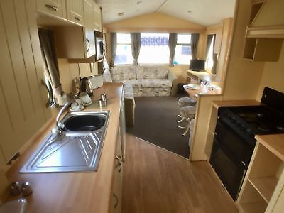 Wow.. Sited Static Caravan For Sale North Wales Cheap!!  £12,995!!!