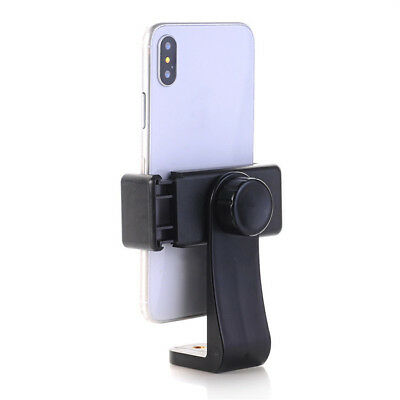 360° Tripod Stand Clamp Clip Vertical Bracket Holder Adapter For Phone New MA