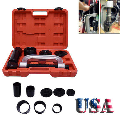 4 in 1 Ball Joint Service Tool Set fit 2WD&4WD Press-fit Removal Installation US