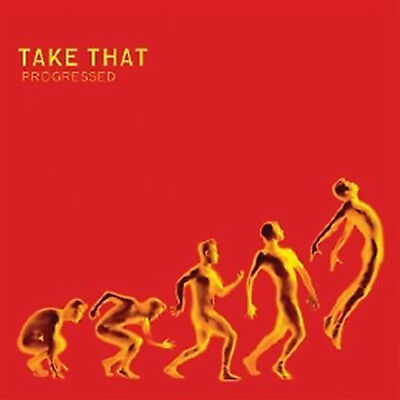 TAKE THAT PROGRESSED CD Double Album MINT/EX/MINT