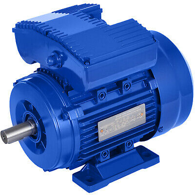 0.75KW 1HP 3000RPM Electric Motor Single-Phase 240V Dynamic High Quality Smooth