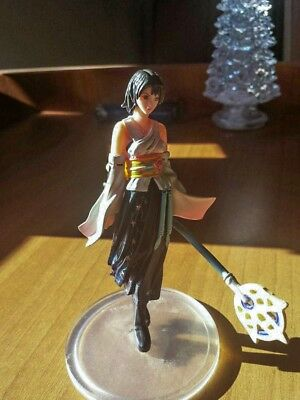 YUNA Action Figure - Final Fantasy trading arts