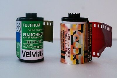 Fujifilm Velvia 50 (35mm Slide Film)