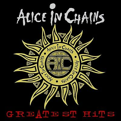 Alice In Chains - Greatest Hits CD [Best Of - Essential - Dirt - Jar Of Flies]