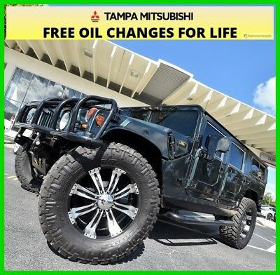1998 Hummer H1 ~~ HUMMER H1 ~~ 1 OF A KIND ~~ TURBO DIESEL ~~ 1998 Wagon Used Turbo 6.5L V8 16V Automatic 4WD SUV