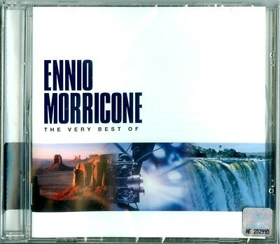 ENNIO MORRICONE - The Very Best Of  2000 /Буклет/ 2013 CD