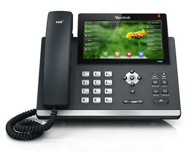 Yealink SIP-T46G Ultra-Elegant Gigabit IP Phone-NEW!
