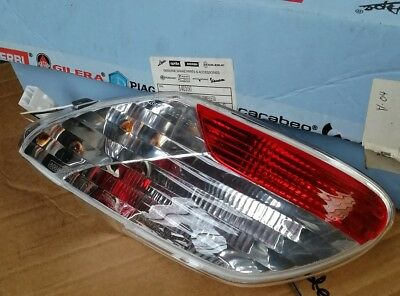 640550 Right Rear Lamp Taillight With Turn Indicator Piaggio MP3 125 250 300 400
